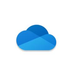 OneDrive button