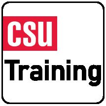 CSU Training button