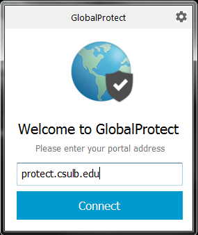 Welcome to Global Protect