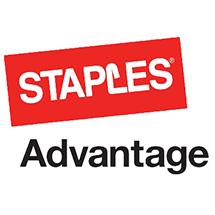 Staples Advantage button
