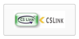 CSLink Single Sign-On chiclet/button
