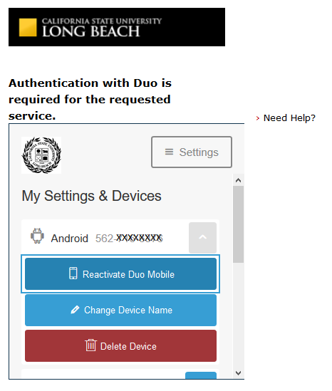 Remove or rename a device