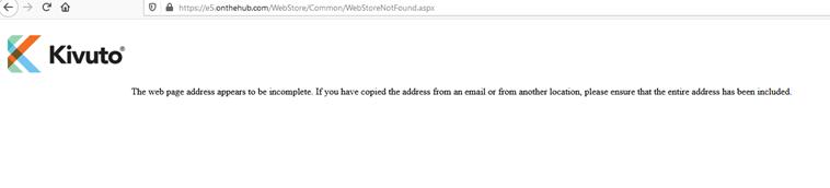 Software Depot's broken example