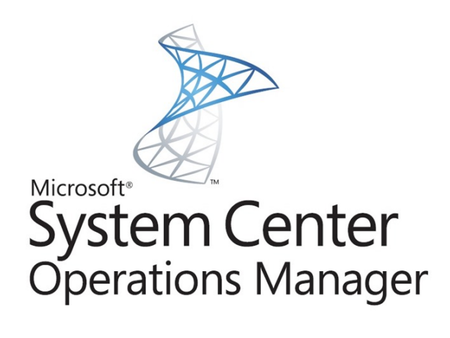 Microsoft System Center Operations Manager logo