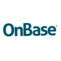 OnBase button