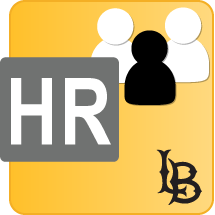 HR Administration button