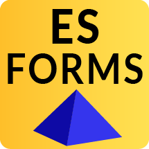 ES Protected Forms button