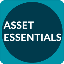 Asset Solutions button