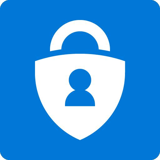 Microsoft Authenticator app icon