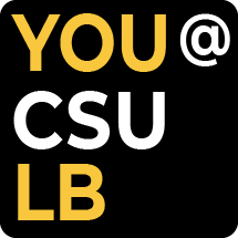 You at CSULB button